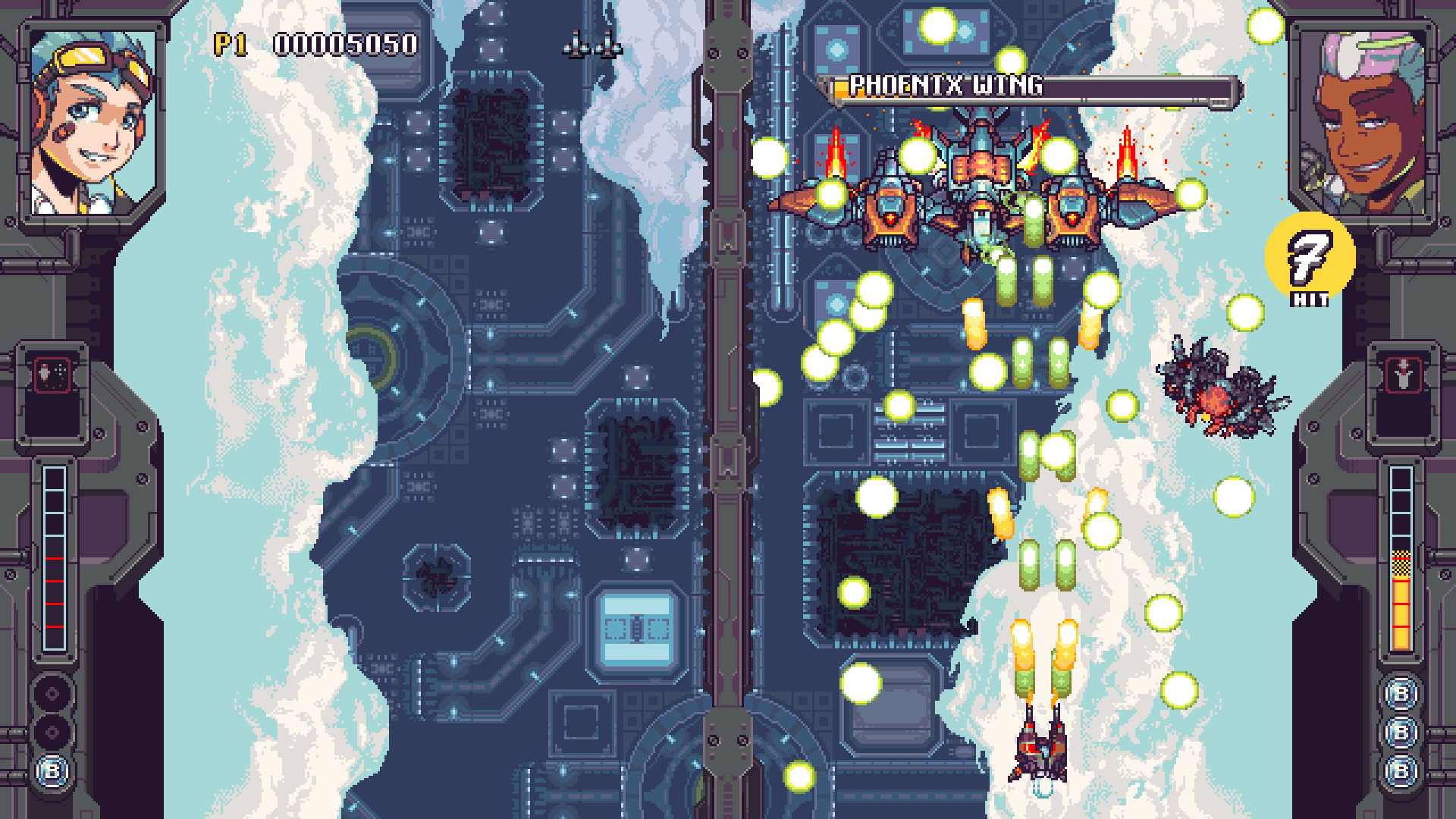 Rival Megagun gameplay screenshot 3 thumbnail