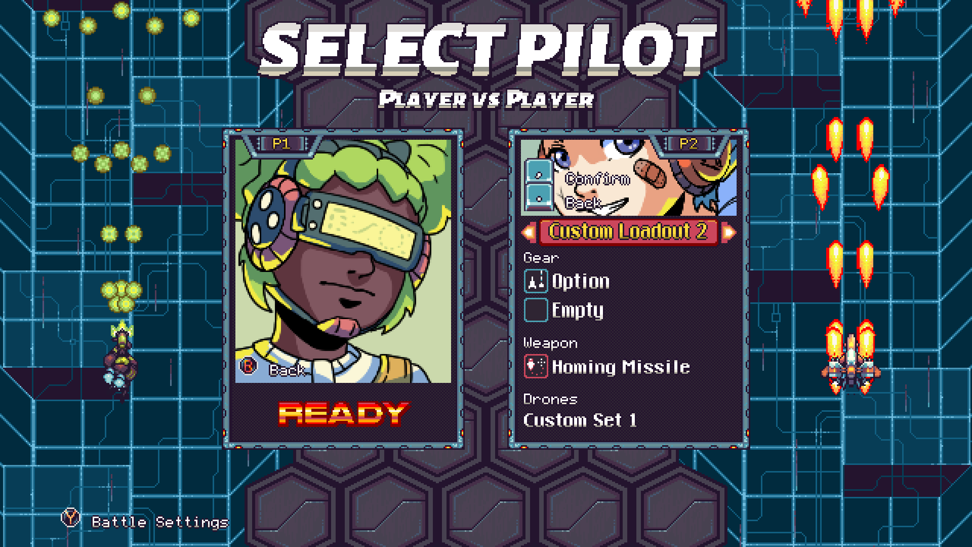Rival Megagun gameplay screenshot 6