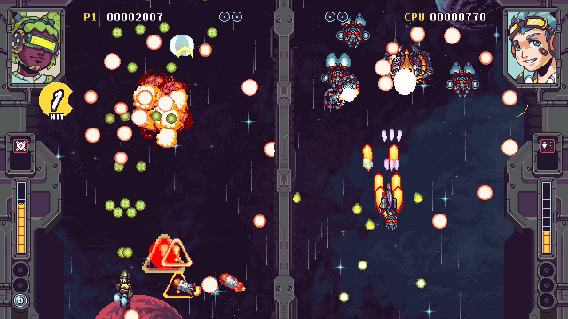 Rival Megagun gameplay screenshot 7 thumbnail