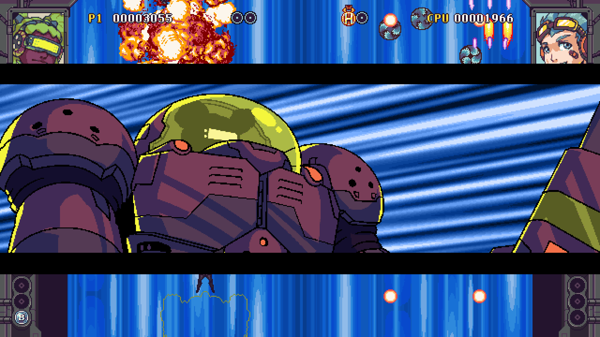 Rival Megagun gameplay screenshot 8