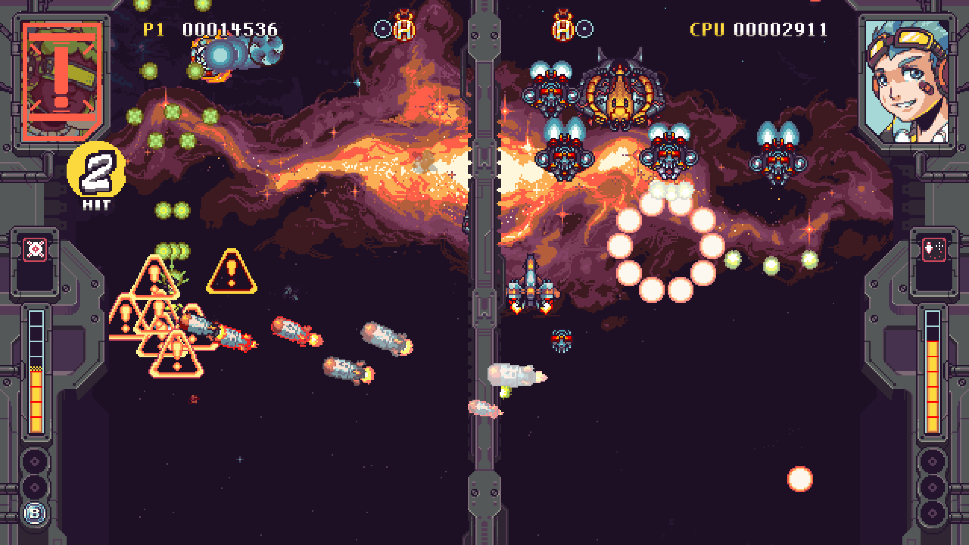 Rival Megagun gameplay screenshot 10