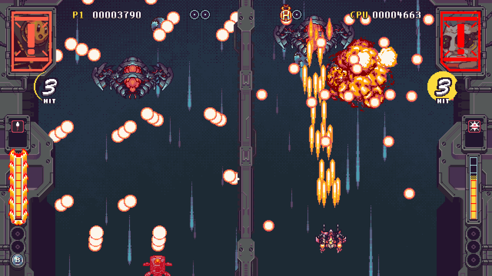 Rival Megagun gameplay screenshot 13