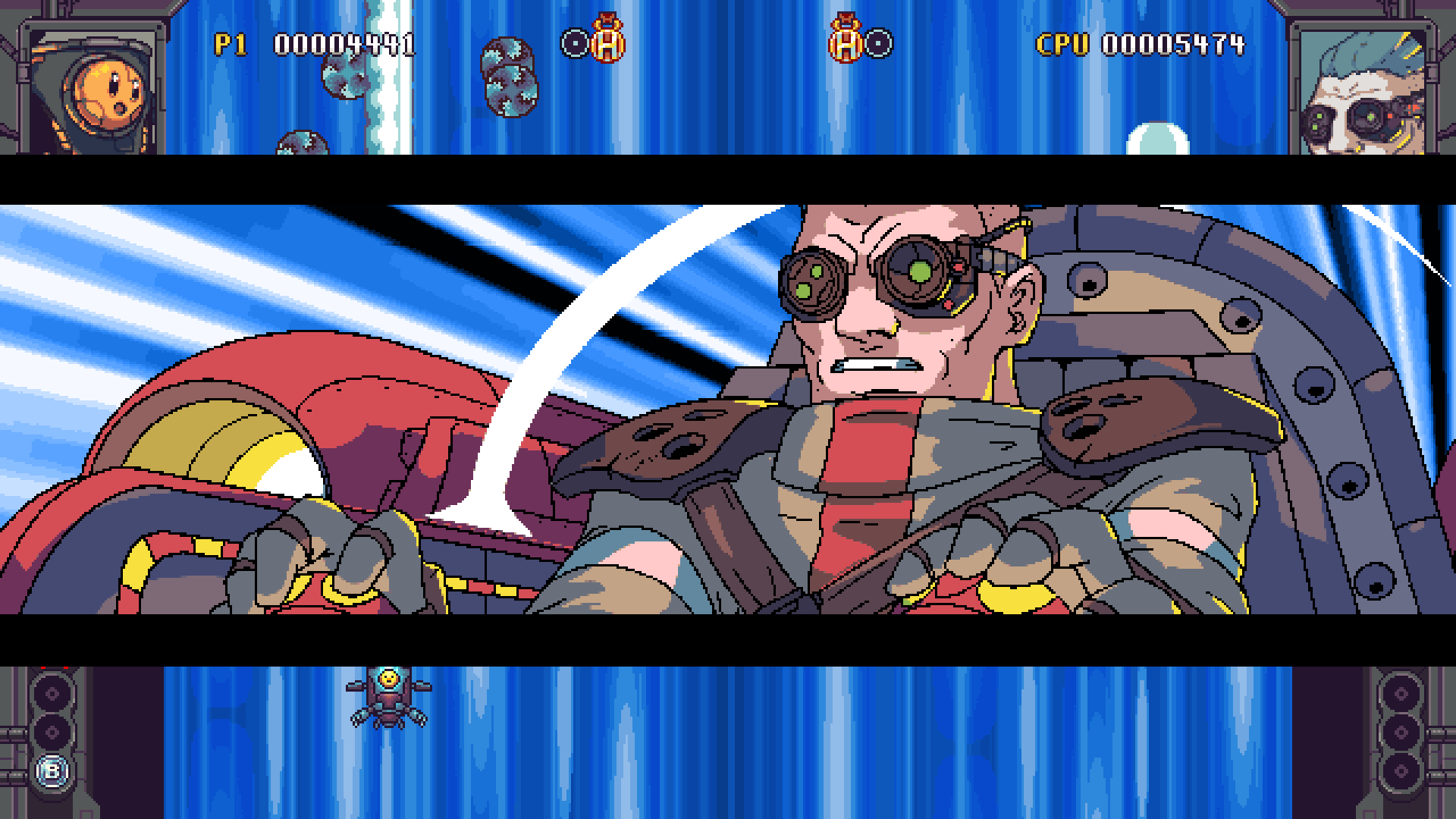 Rival Megagun gameplay screenshot 14