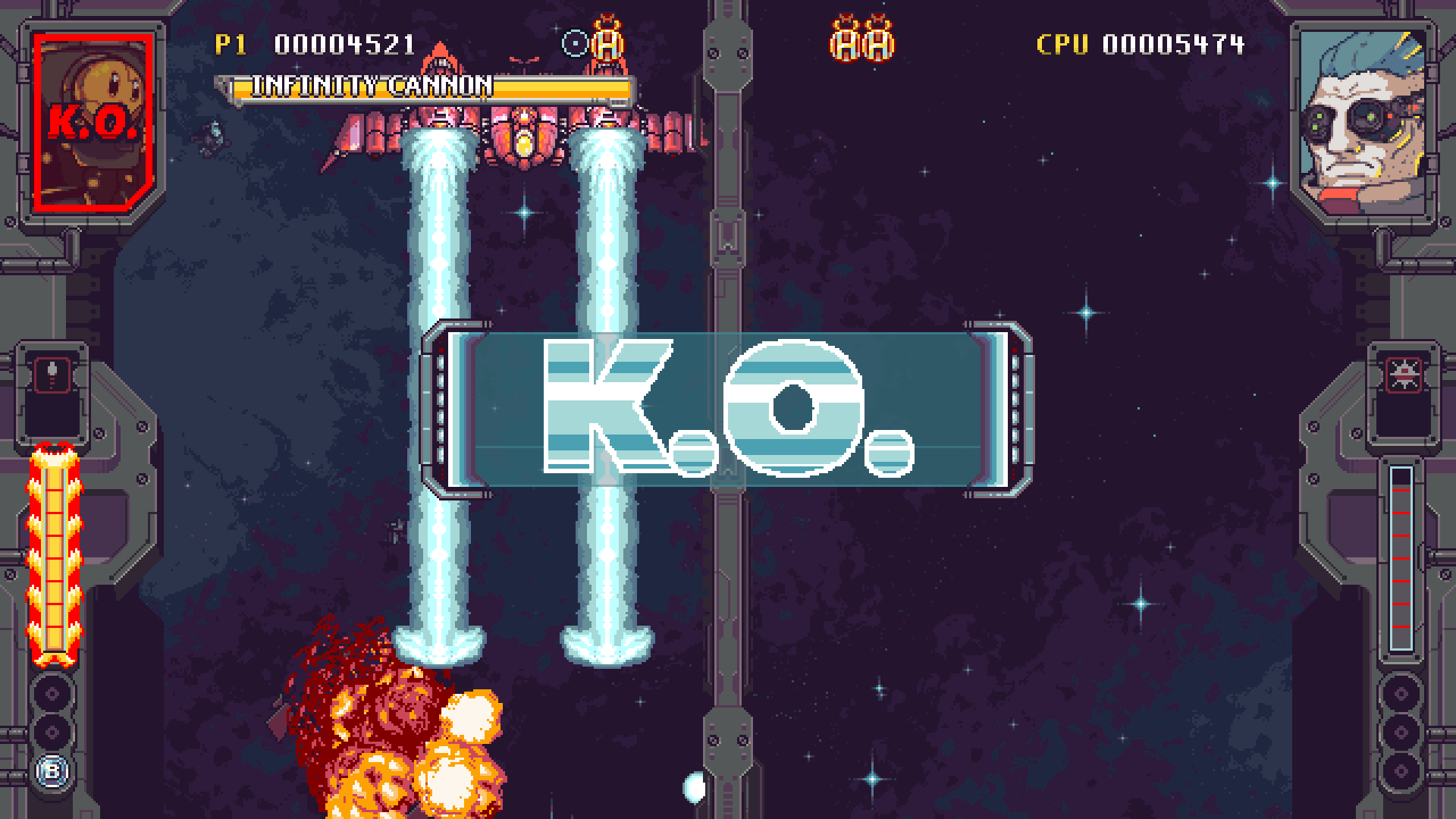 Rival Megagun gameplay screenshot 15
